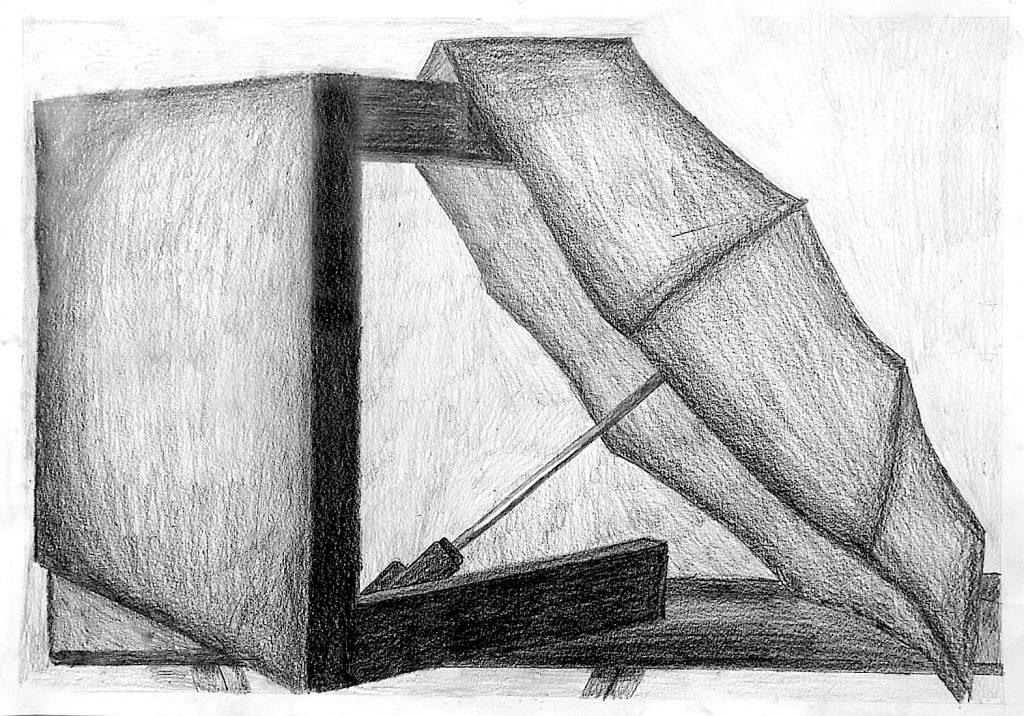 dibujo Jorge Domenech