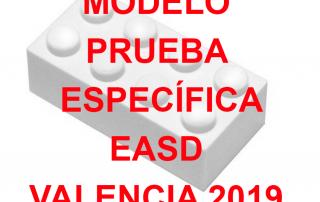Modelos De Examen Prueba Específica Estudios Superiores De