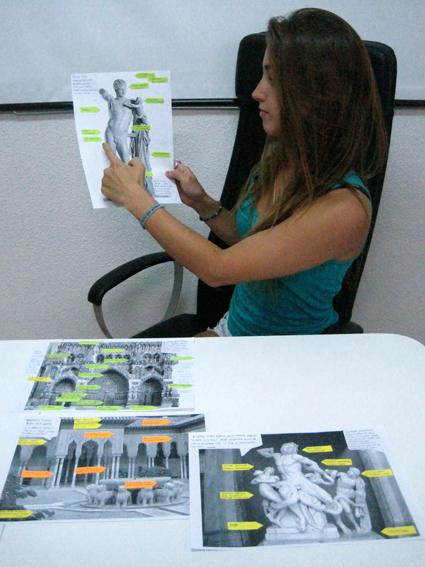 clases preparación grados y ciclos de diseño, arte, diseño, pintura, dibujo, clases online por videoconferencia, arte casellas