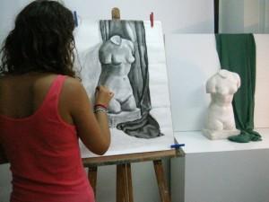 clases prueba específica de acceso grados y ciclos de diseño, arte, dibujo, diseño, creatividad, arte casellas