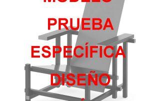 Arte Casellas. Clases de preparación prueba específica de acceso Estudios Superiores de diseño. modelo examen escuela Almería 2018