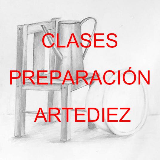 Clases preparación Artediez