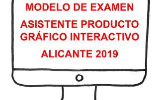 modelo asistente producto grafico interactivo arte casellas alicante 2019 arte casellas