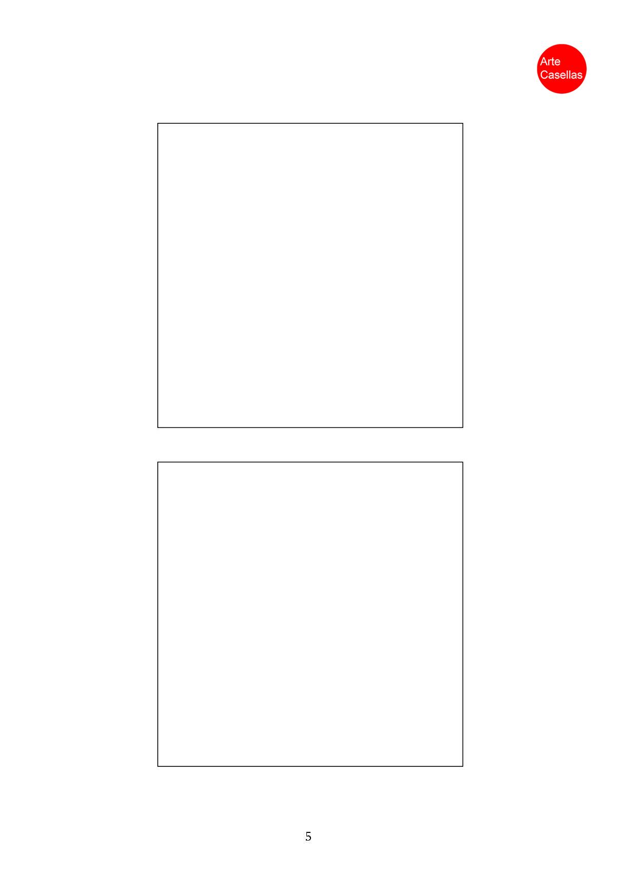 Arte Casellas. Modelo examen prueba específca Arte Diez Ilustración 2018. Clases preparación. Presencial. Online 5