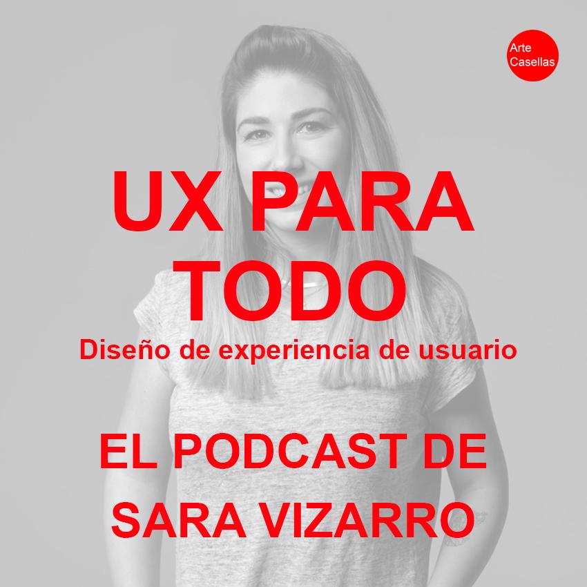 Arte Casellas. Sara Vizarro. Diseño UX. Experiencia de Usuario